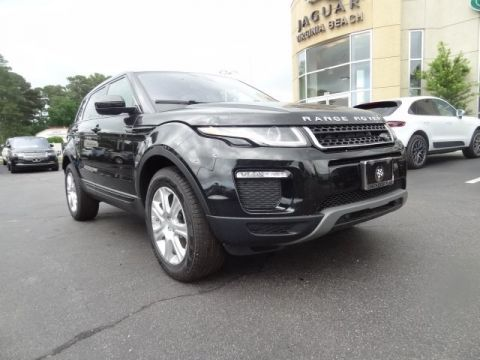 New Range Rover Evoque | Land Rover Virginia Beach