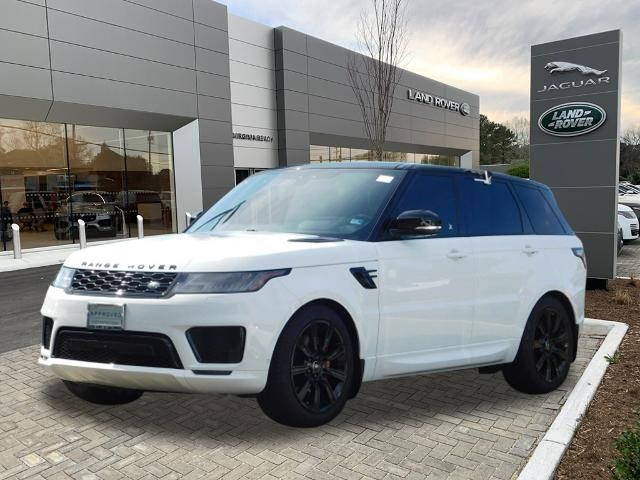 Certified Pre-Owned 2018 Land Rover Range Rover Sport Supercharged
