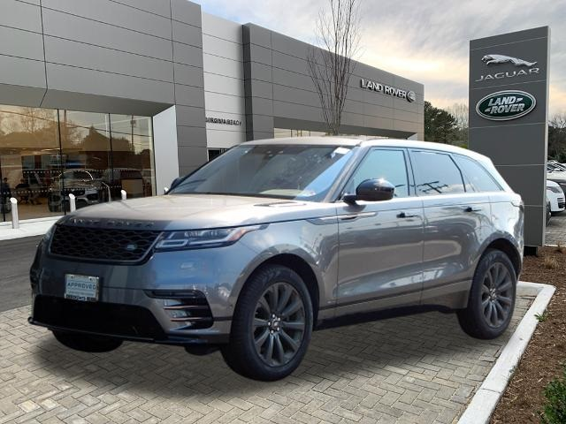 Certified Pre-Owned 2018 Land Rover Range Rover Velar P250 SE R-Dynamic