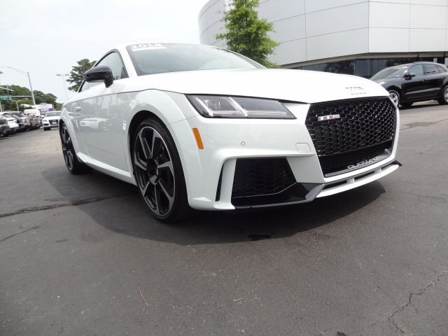 Pre-Owned 2018 Audi TT RS 2.5T