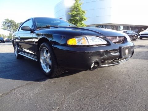 Pre-Owned 1995 Ford Mustang Cobra