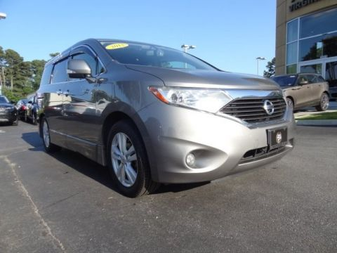 Pre-Owned 2013 Nissan Quest 3.5 SL