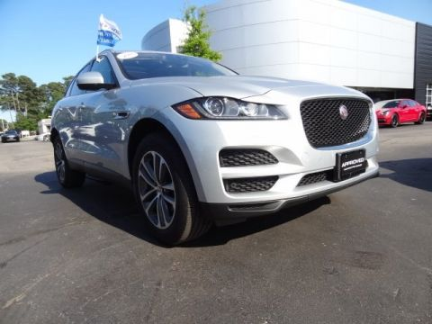 Certified Pre-Owned 2018 Jaguar F-PACE 20d Premium