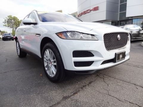 Certified Pre-Owned 2017 Jaguar F-PACE 35t Prestige