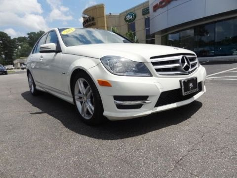 Pre-Owned 2012 Mercedes-Benz C-Class C 250
